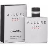 Perfume Original Chanel Allure Homme Sport 100 Ml Envio Hoy