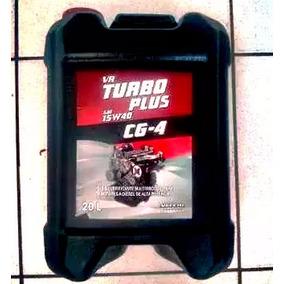 Óleo Lubrificante Balde 20l Vr Turbo Lub 15w40 Cg4