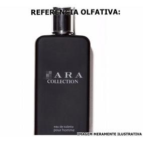 Zara Collection Masculino Perfume Contratipo Fixacao 100ml