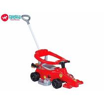 Carrinho De Passeio Super Formula 2 Em 1 Brinquedo Infantil