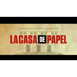 Peliculas Y Series Dvd - La Casa De Papel