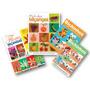 Lote - 4 Revistas - Frutinhas Flores E Bichinhos Em Miçangas