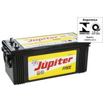 Bateria Jupiter 150 Amperes Selada 12 Meses