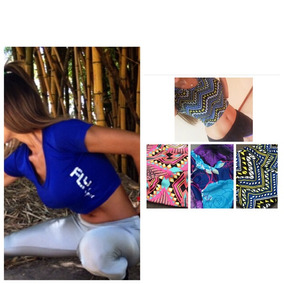 Crop Tops , Short , Leggins , Camisetas , Ropa Deportiva