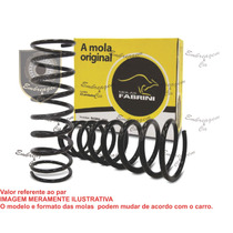 Par De Mola Dianteiro Celta 1.0 / 1.4 C/ Ar 2006 Em Diante