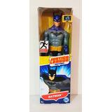 Batman Gris Y Azul Justice League Action