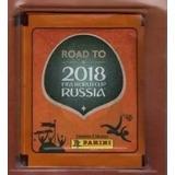 10 Sobres Figuritas Panini Camino A Rusia 2018 Importada