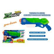 Pistola Lanza Agua Xshot Zuru Typhoon Thunder Tv Educando