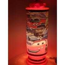 Recuerdos Centros De Mesa !!lamparas Spiderman,cars,toy Stor