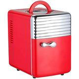 Mini Refrigerador E Aquecedor Portátil 5l Bivolt Ou 12v