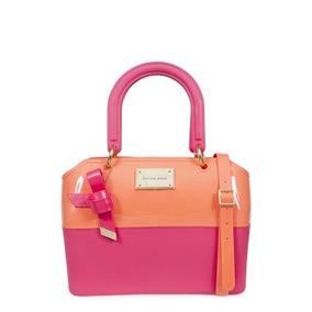 Bolsa Média Petite Jolie Zip Bag Pj 2722 - Frete Gratis