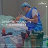 Curso Micropigmentación Microblading Cejas3d Servicios