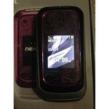 Celular Nextel I786w Rosa Abre Flip Con Tapa Nuevo En Caja