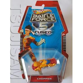 Chopper - Battle Force 5 Fused - Hot Wheels