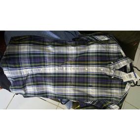 Ralph Lauren Camisa Manga Corta Xs