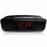 Radio Reloj Con Sintonizacion Digital Philips Aj3123