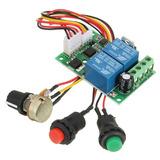 Control De Velocidad Del Motor Dc 6 V 9v 12 V 24 V 3 Amp
