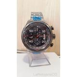 Reloj Hombre Invicta Aviator Carbon Crono Taquimetro 17204