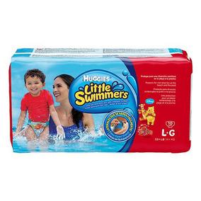 Fralda Descartável Huggies Little Swimmers Piscina G 10 Und