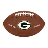 Bola Futebol Americano Green Bay Packers Wilson - Wtf1540xbg