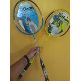 Raquetas Badminton Wilson