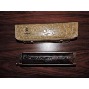 Armonica Alemana Hohner Cromatica Modelo 280 C