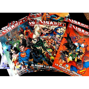 La Liga De La Justicia Comics Clarín Tomo A Elección