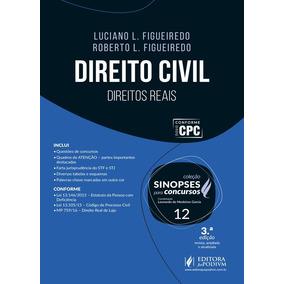 Direito Civil - Sinopses Para Concursos - Vol 12 - Juspodivm