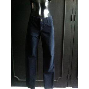 Pantalon Azul Marino Mujer Abercrombie Talla 6