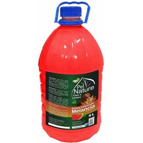 Shampoo Condicionador Pet Nature Melancia 5 L Frete Grátis*