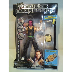Wwe Deluxe Aggression Serie 21 Jeff Hardy