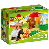 Brinquedo Novo Lacrado Lego Duplo Animais Da Fazenda 10522