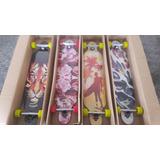 Skate Long Board Drop 105cm Compr. Truck Invert (vitsports)