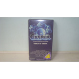 Casper Película Original Vhs Aventuras De Gasparin