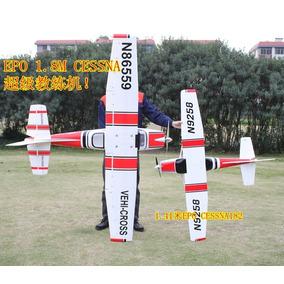 Cessna 182 Class 500 Kit ( Sem Eletronica ) Asa Baionetada