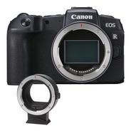 Câmera Mirrorless Canon Eos Rp + Adaptador + Nota Fiscal