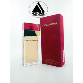 139c8c5ae149a Perfume Dolce Gabbana Feminino Red - Perfumes no Mercado Livre Brasil
