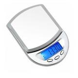 Mini Balança Alta Precisão 0,1 Até 500g Visor Digital Lcd