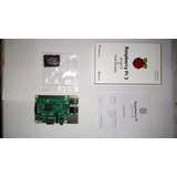 Remate Raspberry Pi 3 B Original Uk Memoria Sd 16 Gb Gratis