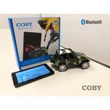 Tablet Coby 7 + Camioneta 4x4 Control Bluetooth Celular