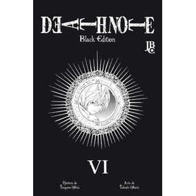 Death Note Black Edition - Vol. Vi