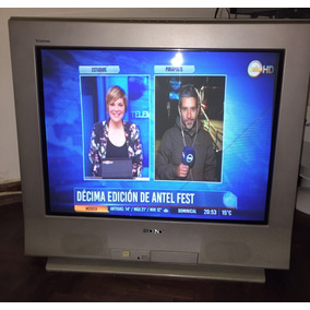 Tv Sony 29 Pantalla Plana