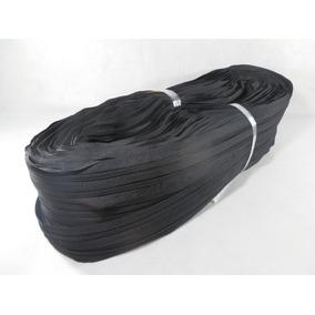 Ziper Nylon N 6 Pacote 100 Mts Preto
