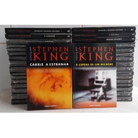 Coleção Completa 34 Volumes, Stephen King/ Frete Grátis