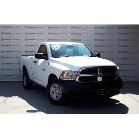 Dodge Ram 2014 1500 St V6 8at 4x2 Blanco (351)