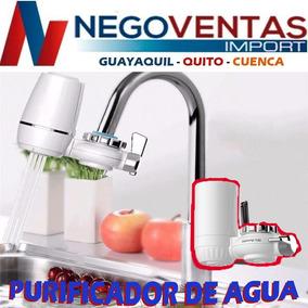 Purificador De Agua Filtro Para Llave Griferia Garantizado