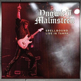 Cd : Yngwie Malmsteen - Live 2013 In Tampa Florida (supe...