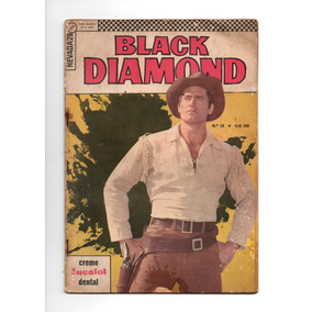 Nevada 28 - Black Diamond - Ebal-1966 Bom Estado
