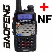 Radio Ht Dual Band(uhf+vhf) Baofeng Uv-5ra+ Fone Pronta Ent!