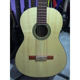 Guitarra Acustica Clasica Navarro Cep 48 Natural